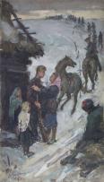 Картины художника Громыко Виктор Александрович