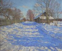 Картины художника Бархатков Игорь Антонович