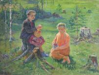 Картины художника Скорубская Нина Васильевна