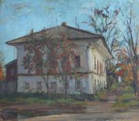 Картины художника Бирюков Василий Евгеньевич