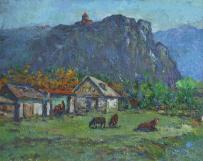 Картины художника Рухикян Карлен Оганесович