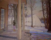 Картины художника Нечитайло Дмитрий Васильевич