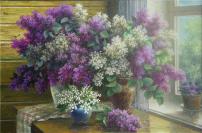 Картины художника Титов Николай Степанович