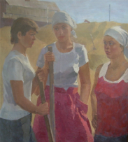 Картины художника Кондулуков Сергей Никитович