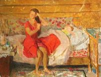 Картины художника Решетников Фёдор Павлович