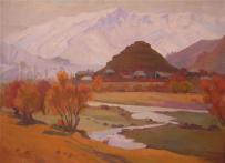 Картины художника Арутюнян Агаси Назаретович