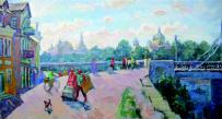Картины художника Павловская Елена Юрьевна