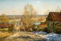Картины художника Федоренков Юрий Александрович