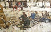 Картины художника Загонек Вячеслав Францевич