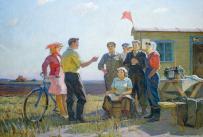 Картины художника Лысенко Сергей Николаевич