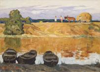 Картины художника Вениамин Сибирский