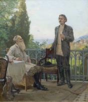 Картины художника Кириллов Алексей Игнатьевич