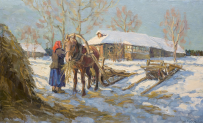 Картины художника Бутко Николай Петрович