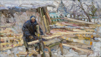 Картины художника Маланенков Юрий Алексеевич