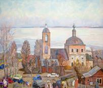 Картины художника Павлов Юрий Сергеевич