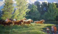 Картины художника Нефёдова Лидия Станиславовна