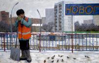 Картины художника Танделов Борис Дариспанович