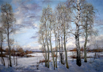 Картины художника Исаев Сергей Иванович