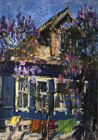 Картины художника Сысолятин Георгий Андреевич