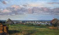 Картины художника Глазунов Иван Ильич