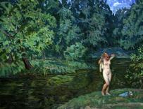 Картины художника Пластов Николай Николаевич