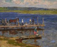 Картины художника Рябинский Евгений Владиславович