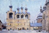 Картины художника Чирков Сергей Иванович