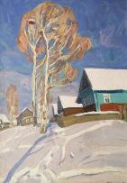 Картины художника Самсонов Евгений Иванович