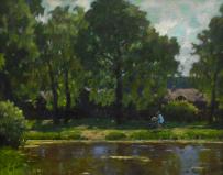 Картины художника Рябинский Павел Евгеньевич