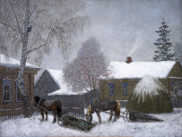 Картины художника Бауков Валерий Александрович